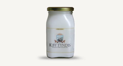K BY TYNDIS Organic Virgin Coconut oil - 200ml - 1.png