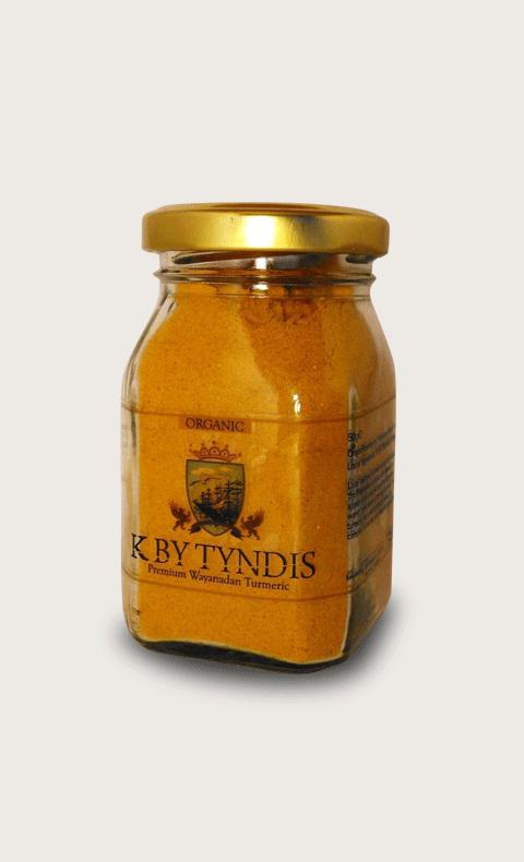 K BY TYNDIS Organic Wayanadan Turmeric.png